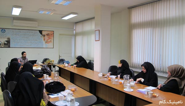 حمید توکلی در دانشگاه تهران