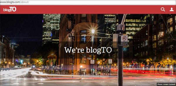 وبلاگی به هدف برندسازی شهری