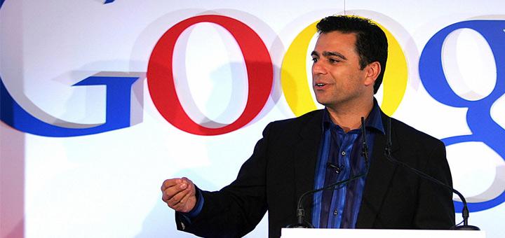 امید کردستانی، مدیر موفق گوگل و توئیتر