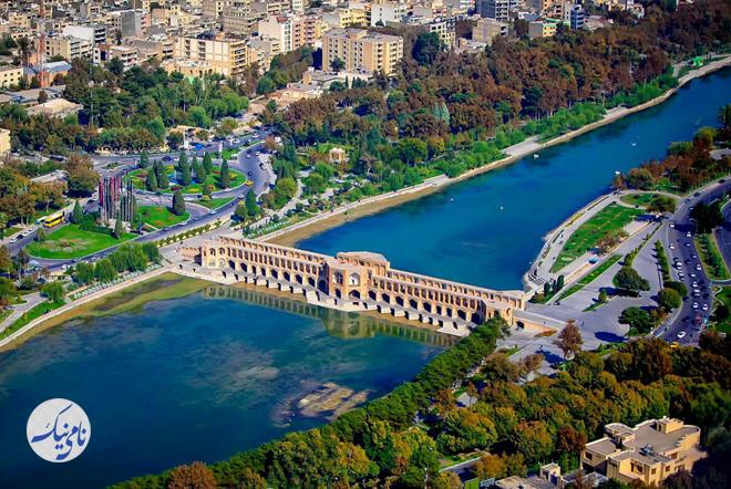 برندسازی شهری اصفهان