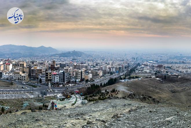 کرج، ایران کوچک، البرز برندسازی شهری