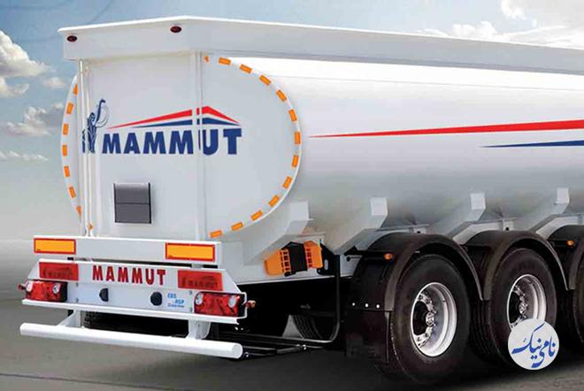انتخاب نام شرکت ماموت